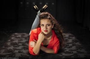 Model: Danique de Jong